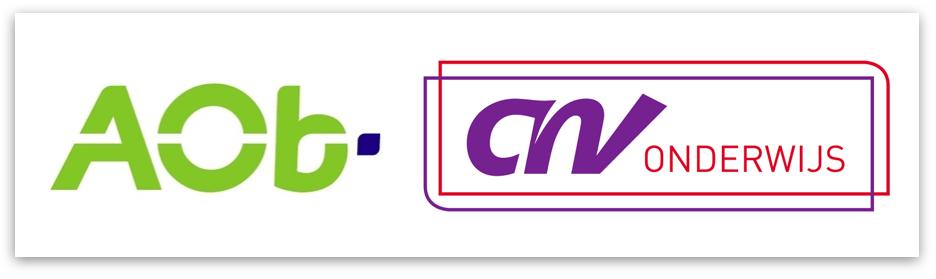 AOb en CNV Onderwijs